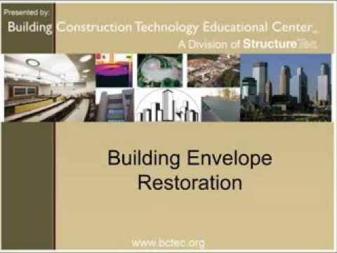 Building Envelope Restoration