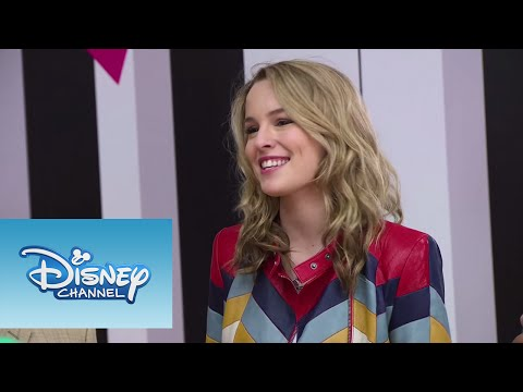 Violetta: Bridgit Mendler canta ¨Hurricane¨ con los chicos Travel Video