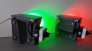 Светодиодный светофор двухцветный с переключателем