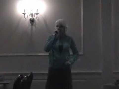 tracy karaoke