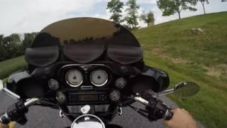 2006 Harley Davidson Street Glide FLHX Test Drive review