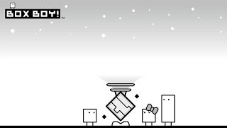 CGR Undertow - BOXBOY! review for Nintendo 3DS