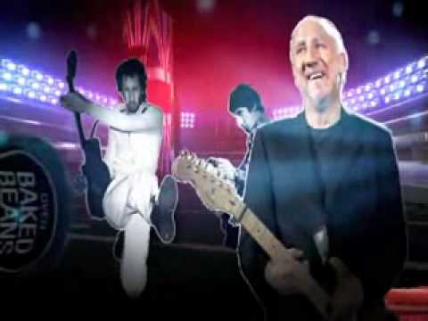 THE WHO SUPER BOWL XLIV HALFTIME SHOW PROMO