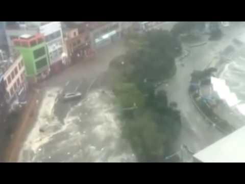 Tsunami 2017 In Morocco