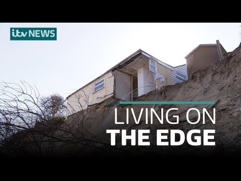 Why Norfolk clifftop homes are falling into the sea and who
