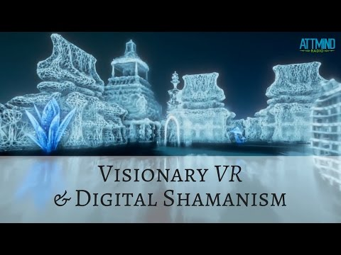 Virtual Reality and Digital Shamanism | Interview With Visionary Artist Sander Bos | ATTMind Ep 46