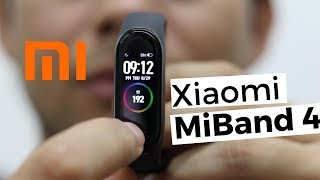 Xiaomi Mi Band 4 Review Español