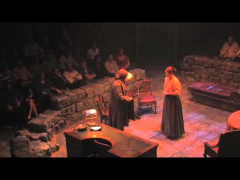 Lookin' at Louisville Video Short - Actors Theatre of Louisville - Dracula Comes to Louisville