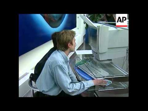 RUSSIA: MOSCOW: 8TH INTERNATIONAL COMPUTER FORUM
