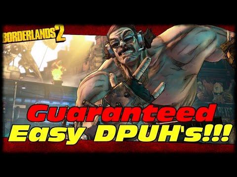 Easy Way To Farm GUARANTEED DPUH's!!! Borderlands 2 Fast & Easy Torgue Token Farm!!!