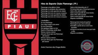 Baixar Hino do Esporte Clube Flamengo ( PI ) ( Primeira Versão )