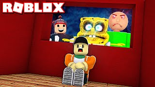 BUILDING MY FORTRESS AGAINST DANTDM AND MONSTER ATTACKS... AGAIN!? | Roblox Build to Survive
