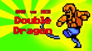 SMS Versus NES: Double Dragon