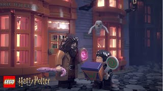 Welcome to the Magical Diagon Alley™ – LEGO Harry Potter™