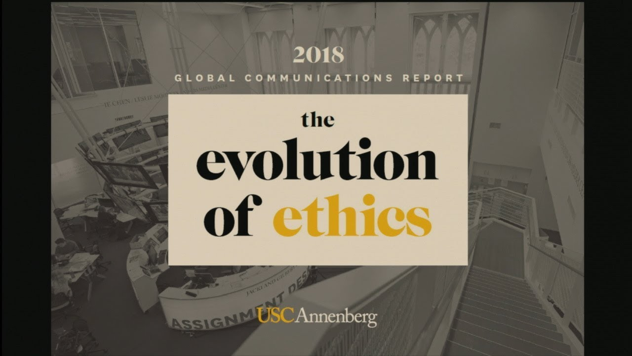 The Evolution of Ethics - 28th Annual Kenneth Owler Smith Symposium on Public Relations