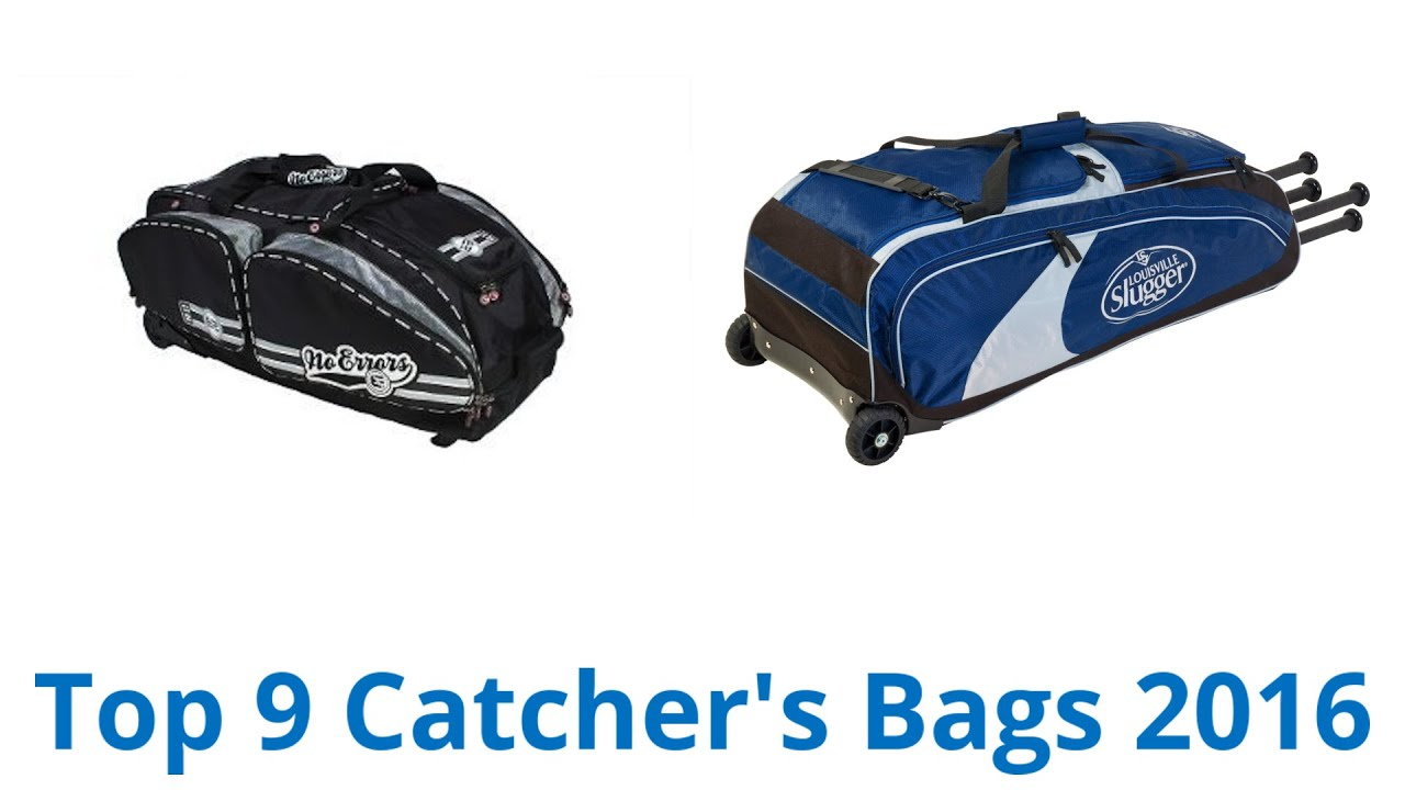 9 Best Catcher S Bags 2017