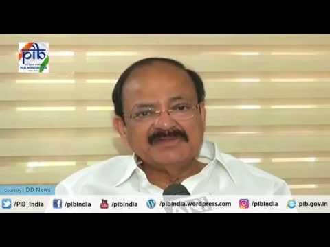 Union Minister Shri M.Venkaiah Naidu speaks on Amarnath Pilgrim Attack