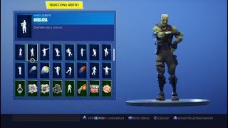 Fortnite Skin Comebrain Swipes