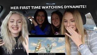 BTS (방탄소년단) 'Dynamite' Official MV | REACTION (Non ARMY Reacts)