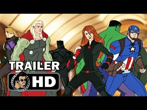 Marvel S Avengers Secret Wars Official Trailer Hd Disney Xd