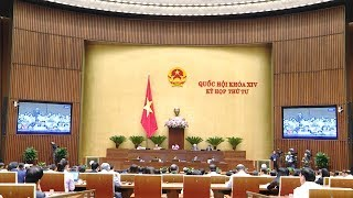 Tin Tức 24h  : Quốc hội tiếp tục thảo luận về công tác phòng, chống tham nhũng 2017