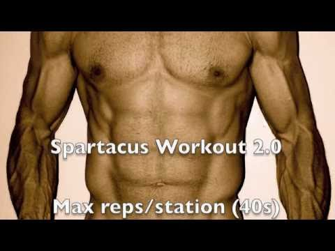 Go Back > Gallery For > Spartacus Workout 2.0 Pdf