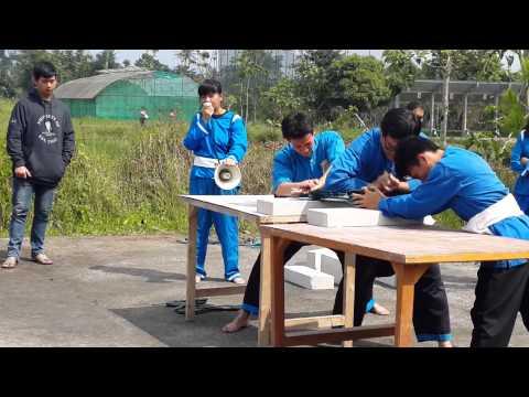 THS-THM Atma Jaya in Action on MIA 2014