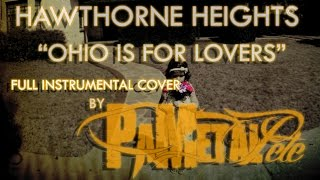 Hawthorne Heights - Ohio Is For Lovers Full Instrumental Cover