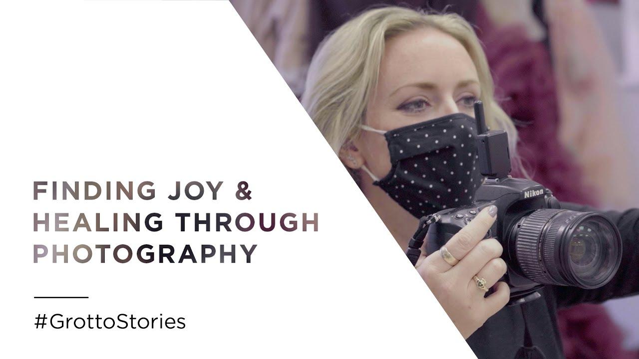 Finding Joy & Healing Through Photography