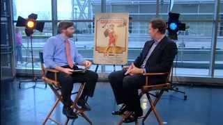 "Gordon Keith interviews Will Ferrell on ""Vigilante Justice"""