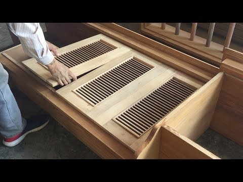 Woodworking Skills Excellent Carpenter - Building Cabinets Door, Extremely New Style