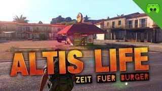 ALTIS LIFE # 28 - Zeit für Burger «» Let