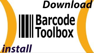 How to Download & Install Plugin Barcode Toolbox