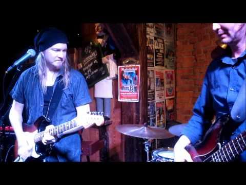 Hedemora Blues Jam  Patrik Jansson Band