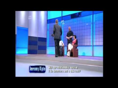 Youtube Poop - Jeremy Kyle Gets A Smack Round The Head With An Envelope
