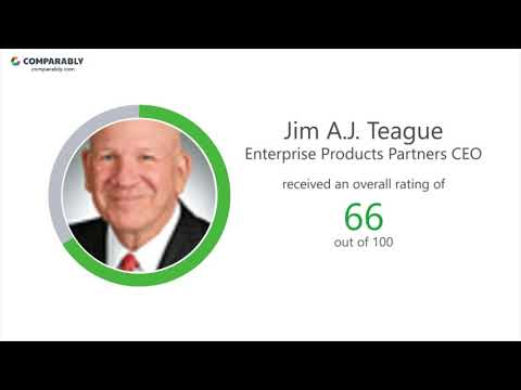 Enterprise Products Partners Culture - October 2017