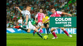 embeded bvideo Color Santos vs León - Jornada 7 Clausura 2018