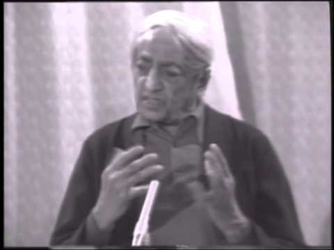 J. Krishnamurti - Brockwood Park 1979 - Discussion 5 with Buddhist Scholars - Death