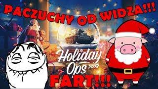 Świąteczne Paczki - Fart Życia! :D