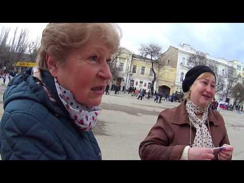Крым ГОДОВЩИНА-3 года Референдума ЛЮДИ ПЛАЧУТ ? | Мнение Крымчан | Как это было ?