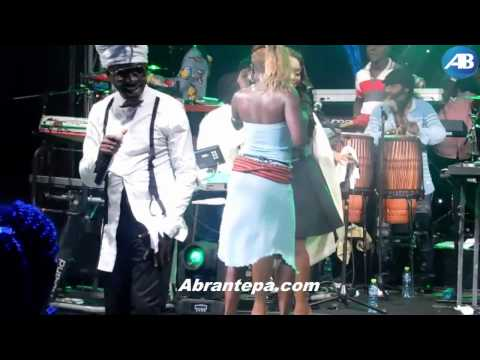 Teenager steals show at Kojo Antwi Experience '16 with crazy dance