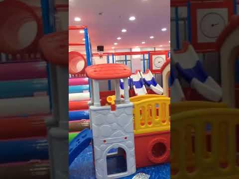 Factory Price Export Outdoor Children Playground Equipment