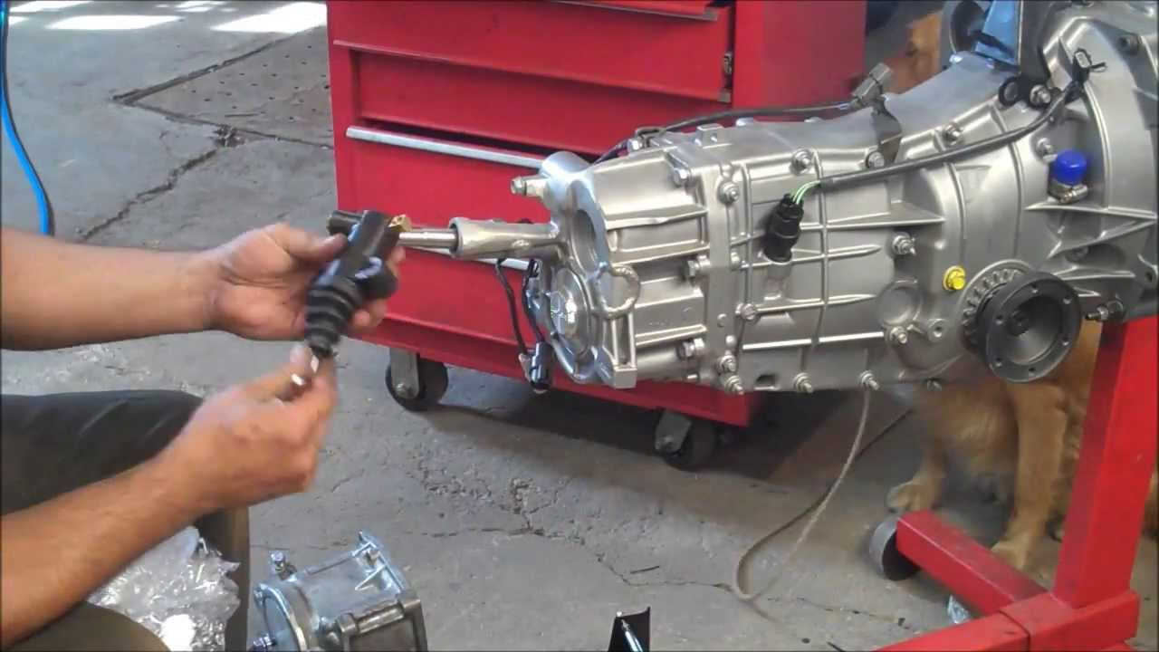 maxresdefault subaru 5 speed transmission into a vanagon (part1) youtube  at crackthecode.co