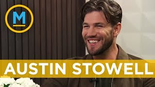 Austin Stowell tells us what it's like to watch tennis with Billie Jean King | Your Morning