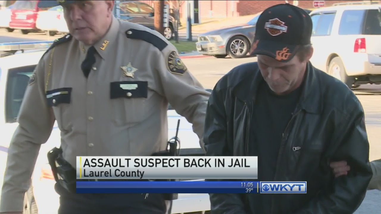 Laurel county jail  Laurel County Detention Center