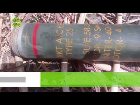 POLICE DETONATES MILITARY EXPLOSIVE FOUND IN SHAFORON VILLAGE