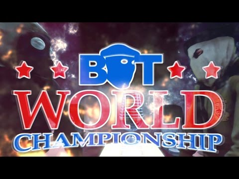 Top 5 CS: GO Plays of BOT World Championship 2015 Presented by 99Damage.de