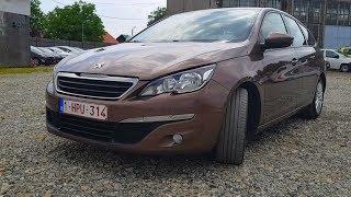 Peugeot 308 1.6 hdi 2014 за 6500 Евро