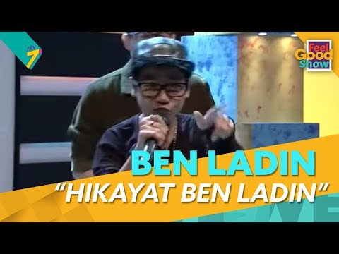Hikayat Ben Ladin [Full Interview + Performance] | Feel Good Show 2018