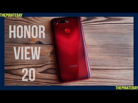 Обзор: Huawei Honor View 20  (Отзывы в PleerRu)